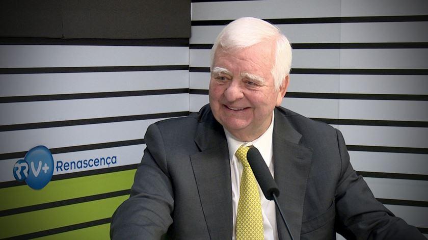 Comendador Marques de Correia convida Eduardo Catroga - 12/10/2018