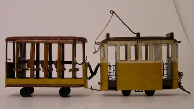 A última visita ao Museu do Brinquedo