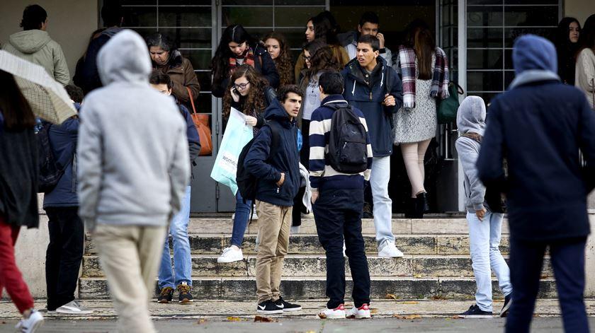 Ranking das escolas secundárias. Públicas continuam em queda