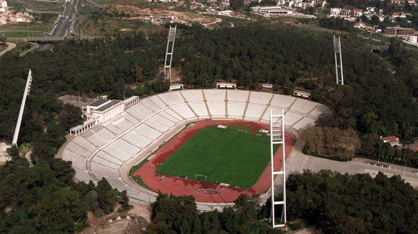 O Estádio Nacional, em Oeiras, vai receber a final da Taça de Portugal, no domingo. Foto: Lusa