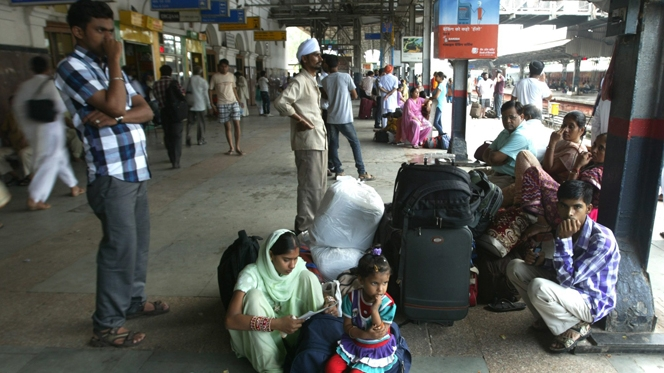 Apagão afecta 300 milhões de indianos