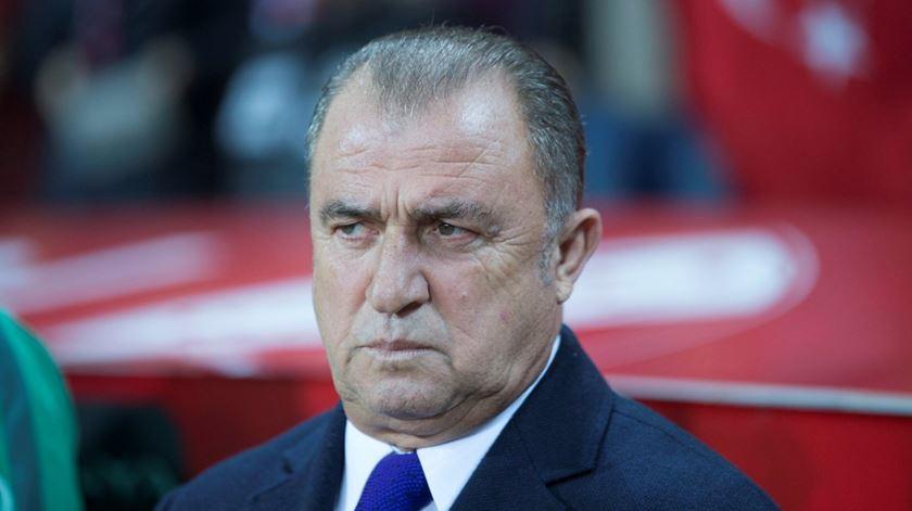 Fatih Terim diz que nenhum onze do Benfica é mais fraco que o outro