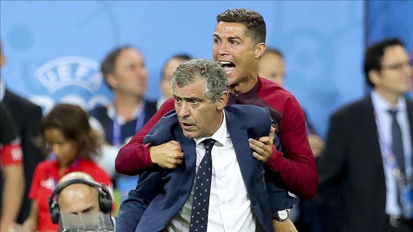 The Best. Saiba como votar em Cristiano Ronaldo e Fernando Santos