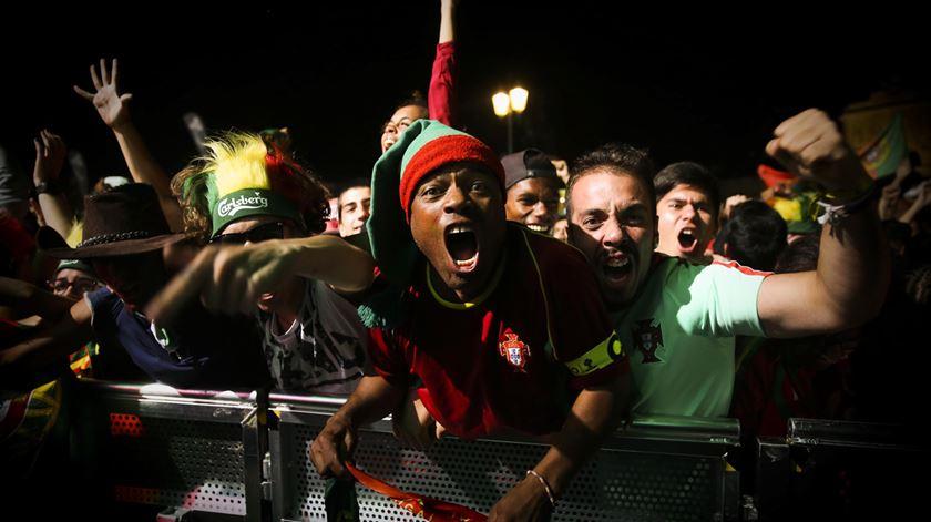 Campeões da Europa. O momento em que Portugal explodiu de alegria