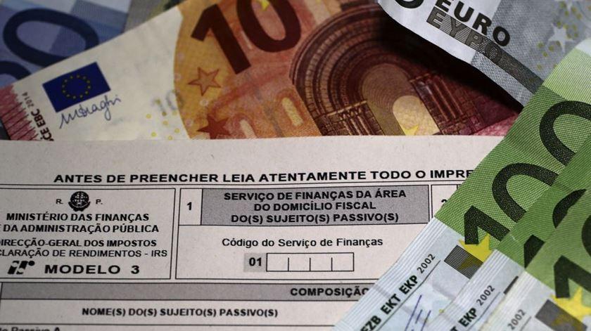 Fisco emitiu mais de um milhão de reembolsos no valor de 869 milhões