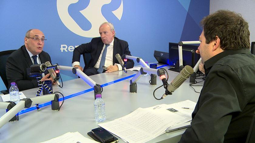 Santana e Vitorino elogiam reportagem da Renascença na Grécia