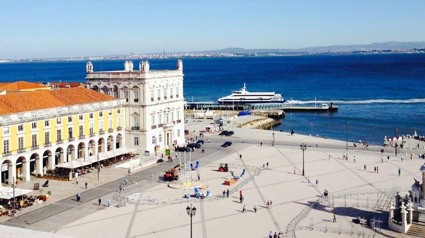"""Vai nascer um """"novo Cais de Lisboa"""", com a ajuda da taxa cobrada aos turistas"""