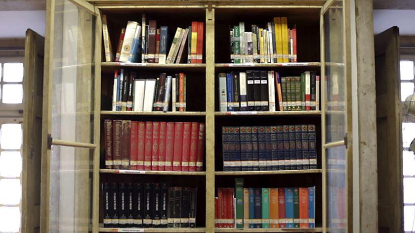 Biblioteca do Palácio das Galveias será um dos palcos do festival Abecedário. Foto: DR