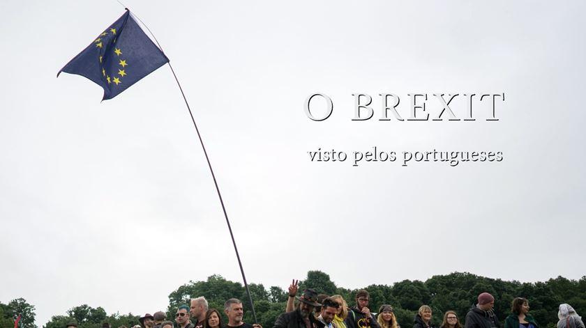 Brexit. No meio da incerteza, há portugueses a ponderar fazer as malas