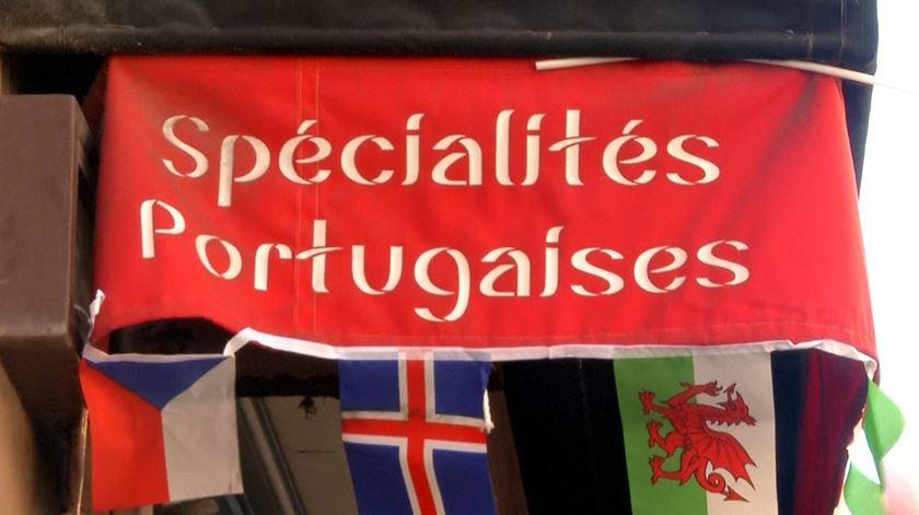 """Comunidade portuguesa em França quer a sua """"bonne heure"""" na final"""