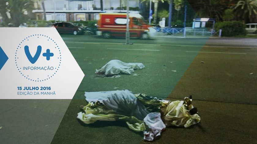 Oito meses entre Nice e Paris. O terror ataca França de novo