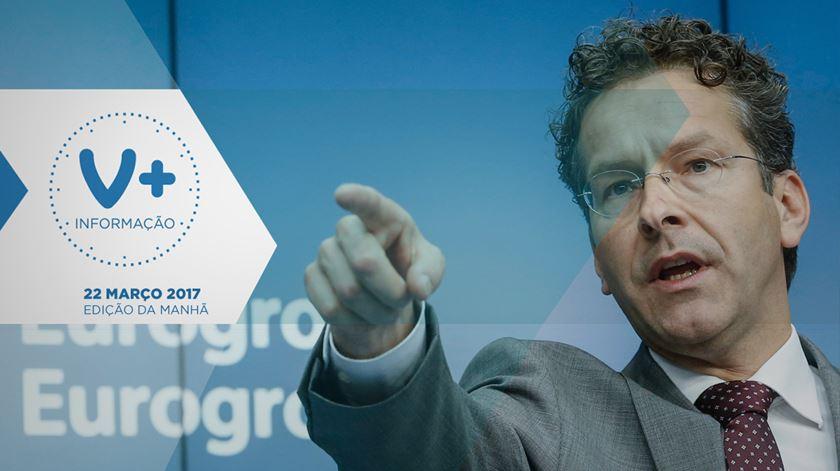 Portugal quer afastar presidente do Eurogrupo