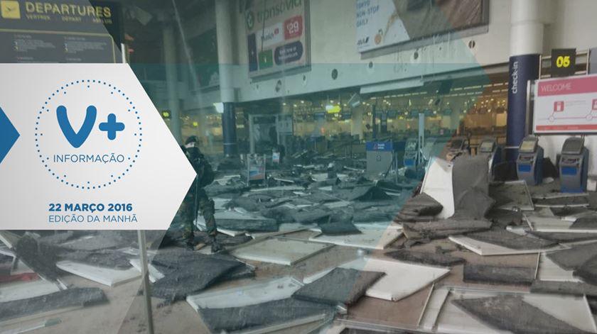 Bruxelas sob ataque