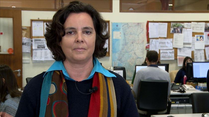 """Raquel Abecasis. """"Marcelo Rebelo de Sousa tocou em todos os pontos"""""""