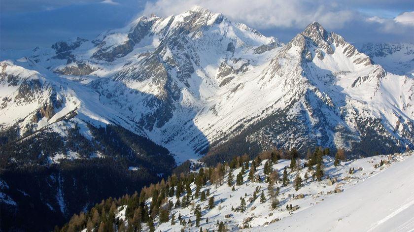 Estância de esqui italiana é a primeira da Europa a banir o plástico