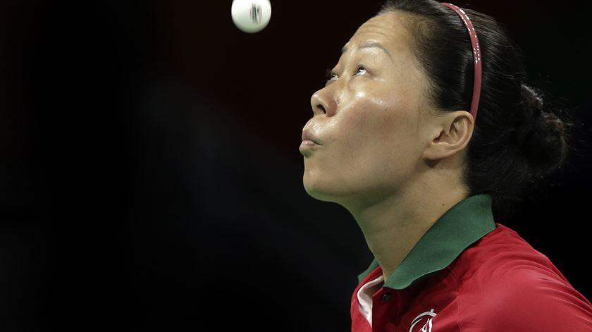 Fu Yu conquista medalha de ouro dos Europeus em ténis de mesa