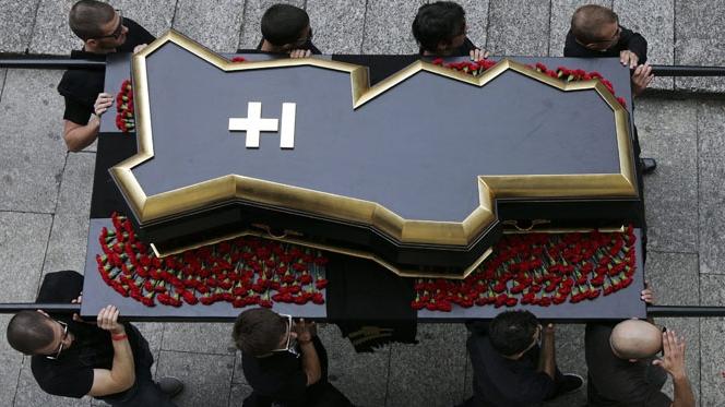 """""""Funeral de Portugal"""" leva à demissão do comandante da GNR de Braga"""