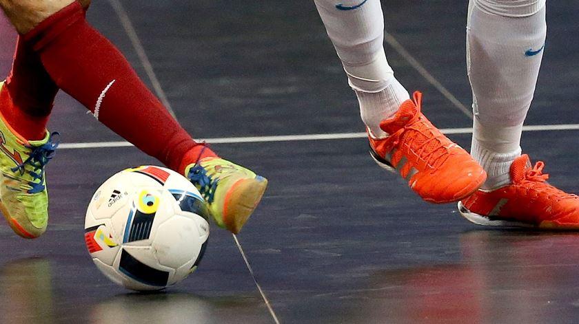 Futsal. Benfica vence, Sporting perde