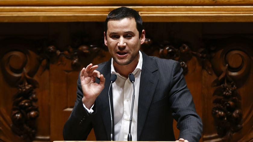 João Galamba vai ser secretário de Estado da Energia
