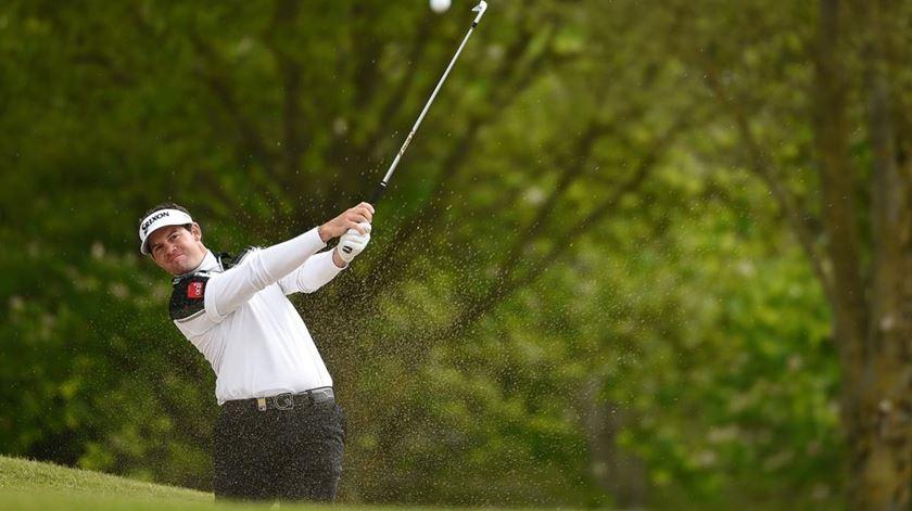 Golfista português com prova para esquecer na África do Sul. Foto: DR