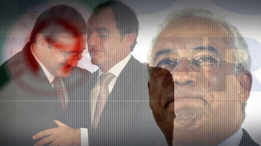 Governo procura-se. O filme de 18 dias de negociações