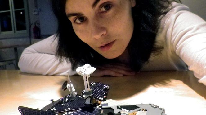A portuguesa Gracinda pode ir morar para Marte