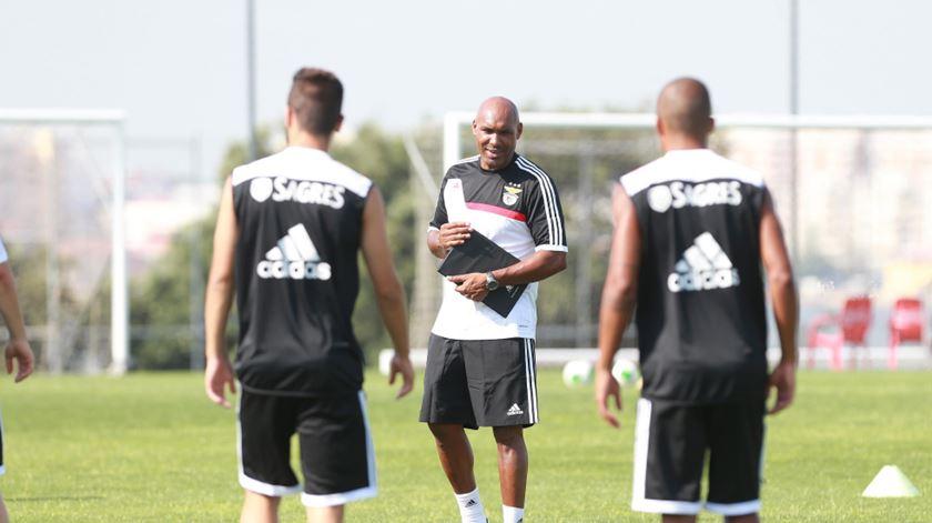 Hélder fecha um ciclo de cinco anos no Benfica B. Foto: slbenfica.pt