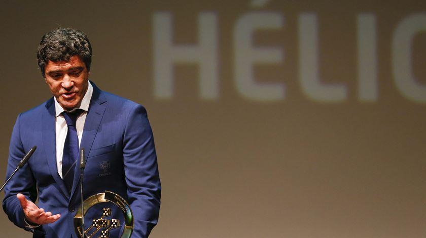 Hélio Sousa não vê o Sporting como candidato ao título