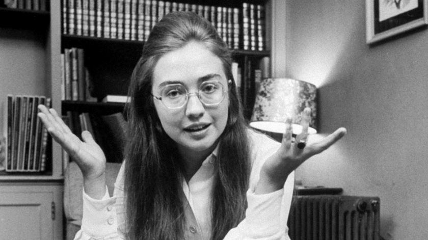 Hillary Clinton, a política experiente que ficou às portas da Casa Branca