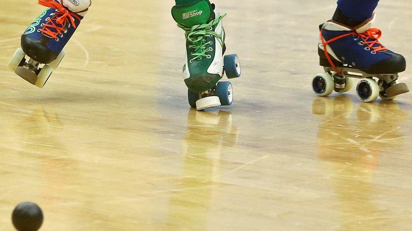 Hóquei em patins. FC Porto goleia Sporting