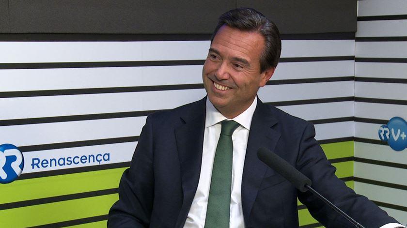 """António Horta Osório. """"O maior problema de Portugal é o falhanço das elites"""""""