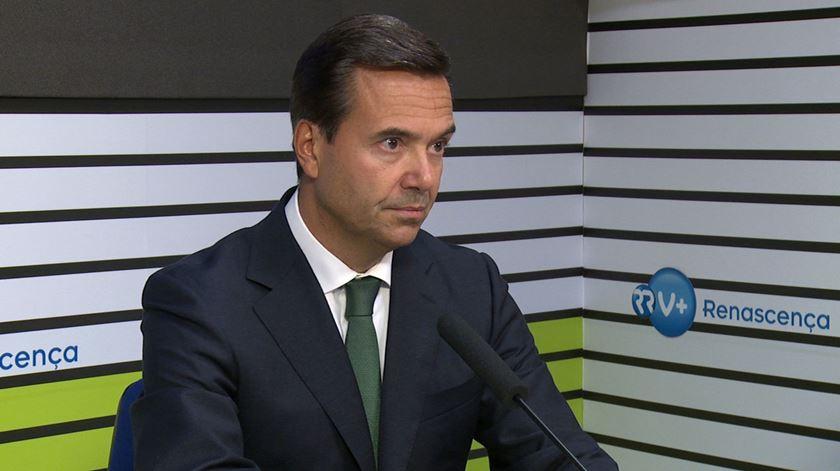 Horta Osório faz forte apelo para que seja garantida estabilidade política em Portugal