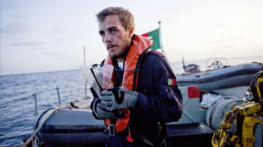 A missão resultou de uma colaboração da Marinha com elementos da Direcção-Geral da Autoridade Marítima