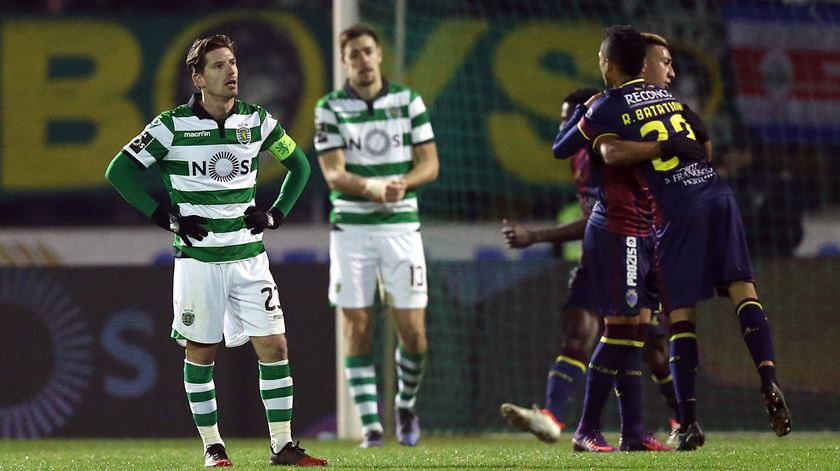 Chaves arranca empate frente ao Sporting