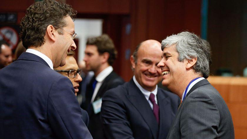 Eurogrupo analisa situação portuguesa