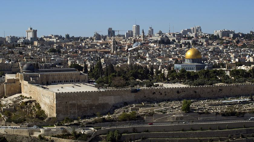 """Jerusalém como capital? """"Não posso calar a minha profunda preocupação"""", diz Papa"""