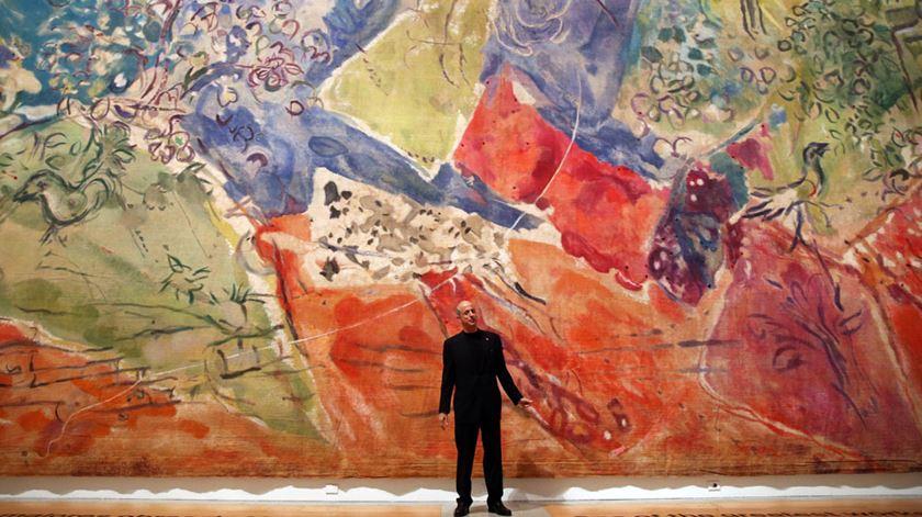 Mais de um milhão e sessenta mil entradas: Museu Berardo bate recorde de visitantes