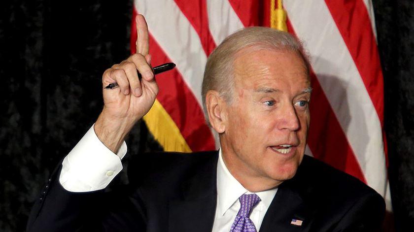 Joe Biden avisa que NATO irá desaparecer se Trump for reeleito em 2020