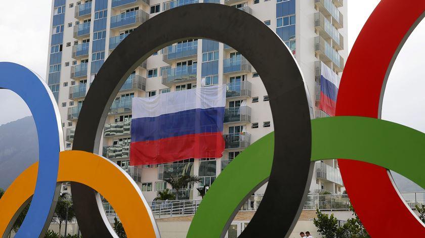 Rússia pondera organizar os seus próprios Jogos Olímpicos