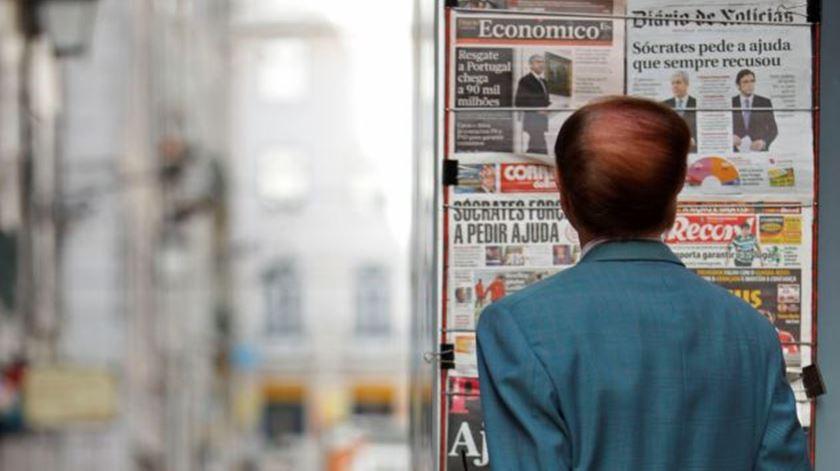 """Jornais """"puxam"""" pela Taça da Liga"""