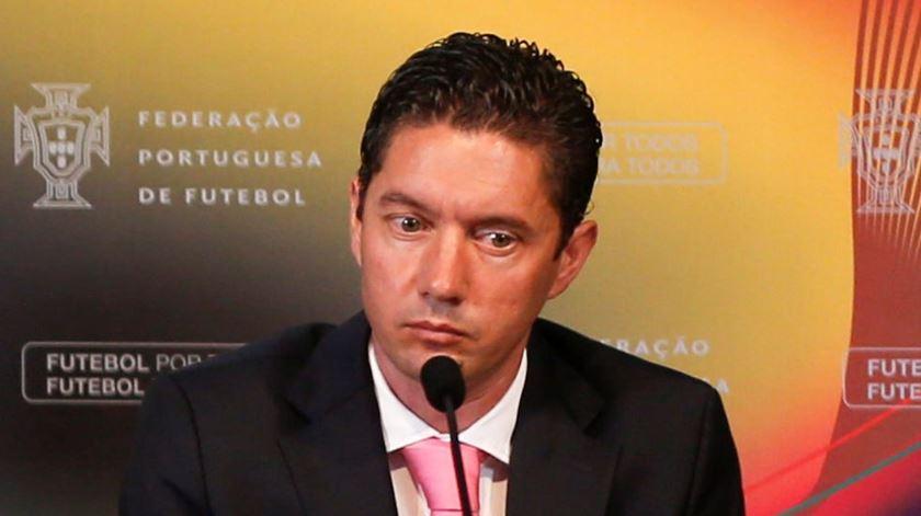 José Fontelas Gomes, presidente do Conselho de Arbitragem. Foto: DR