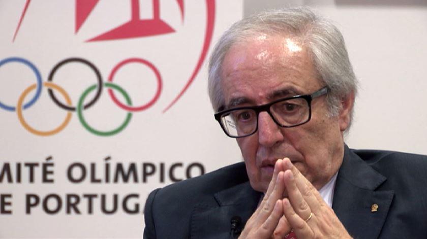 """Presidente do Comité Olímpico de Portugal espera que caso Marega """"agite as consciências"""""""
