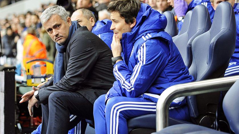 Rui Faria foi adjunto de Mourinho durante 18 anos. Foto: DR