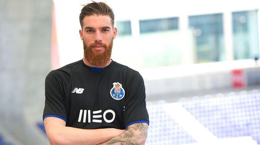 Futuro de José Sá no Dragão é incerto Foto: FC Porto