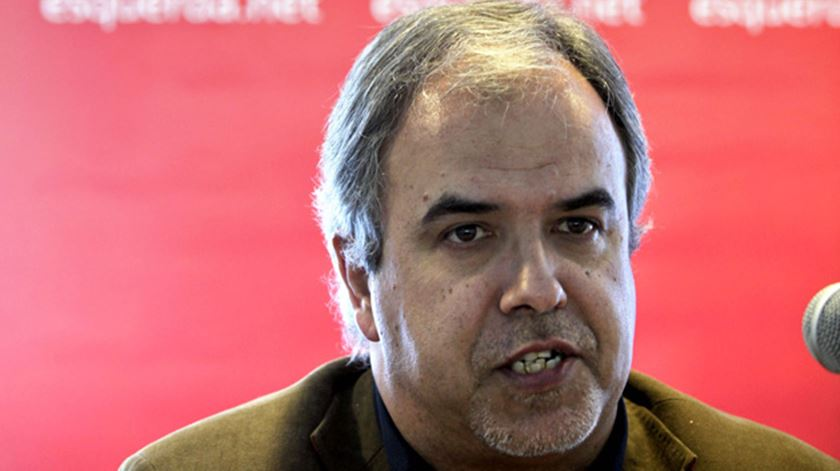 José Manuel Pureza contesta metadados. Foto: DR