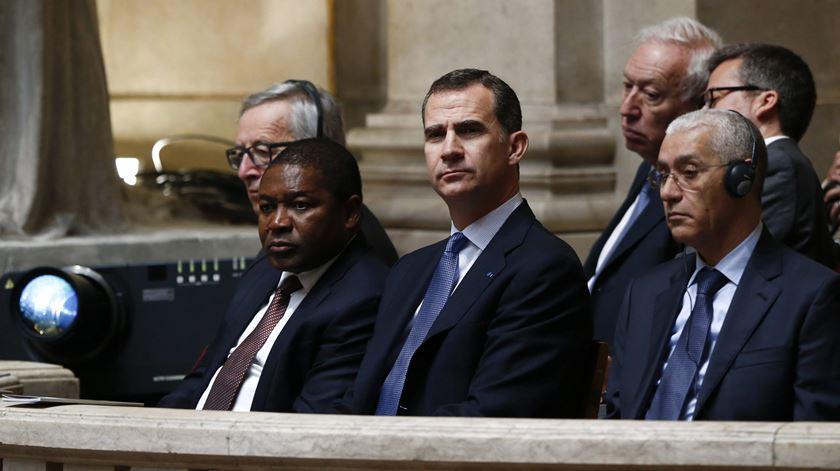 Angola não foi convidada para posse de Marcelo, diz ministro