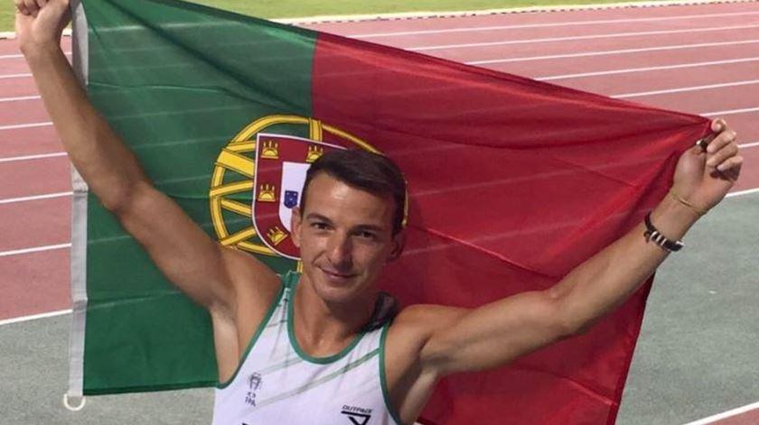 Mais duas medalhas para Portugal