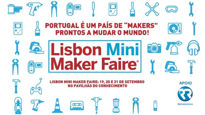 """Portugal é um país de """"Makers"""" prontos a mudar o mundo"""