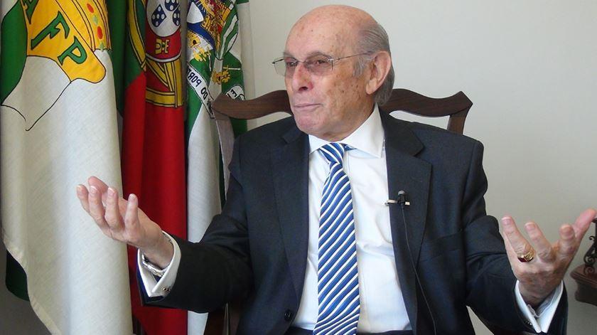 Lourenço Pinto alerta que falta de policiamento dos jogos pode levar a adiamento em larga escala