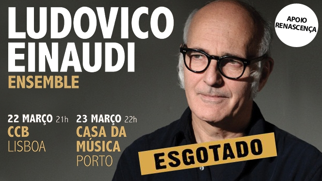 Ludovico Einaudi: entre o clássico e o contemporâneo